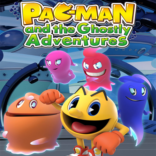 Acheter PAC MAN Ghostly Adventures Cle Cd Comparateur Prix