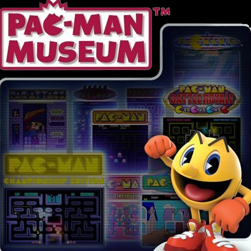 PAC-MAN MUSEUM Ms. PAC-MAN