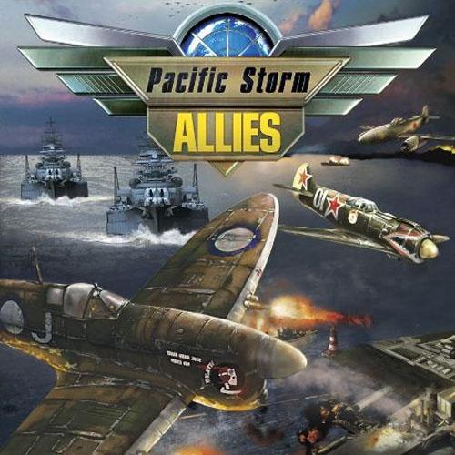 Acheter Pacific Storm Allies Cle Cd Comparateur Prix