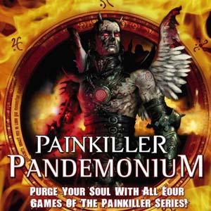 Acheter Painkiller Pandemonium Clé Cd Comparateur Prix