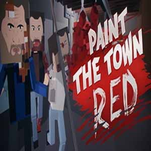Acheter Paint the Town Red Clé Cd Comparateur Prix
