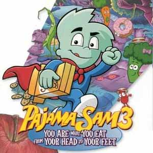 Acheter Pajama Sam 3 You Are What You Eat From Your Head To Your Feet Clé Cd Comparateur Prix