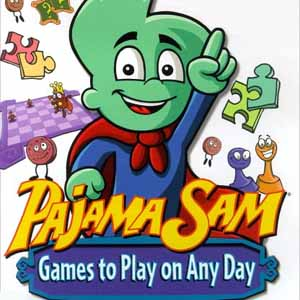 Acheter Pajama Sam Games to Play on Any Day Clé Cd Comparateur Prix