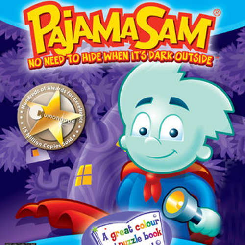 Pajama Sam No Need to Hide When Its Dark Outside