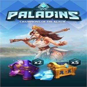 Paladins Goddess Pack