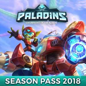Paladins Season Pass 2018