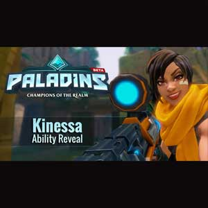 Paladins Viking Skin for Kinessa