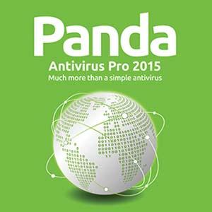 Acheter Panda Antivirus Pro 2015 1 An Clé Cd Comparateur Prix