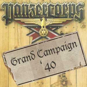 Panzer Corps Grand Campaign 40