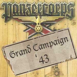 Acheter Panzer Corps Grand Campaign 43 Clé CD Comparateur Prix