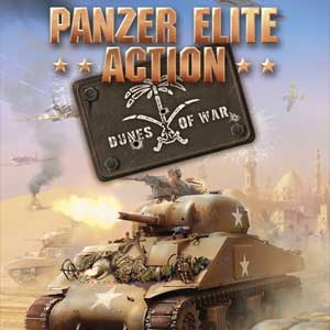 Acheter Panzer Elite Action Dunes of War Clé Cd Comparateur Prix