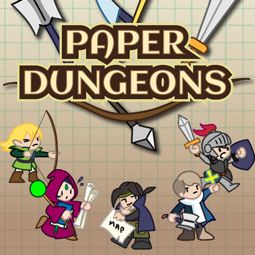Acheter Paper Dungeons Cle Cd Comparateur Prix