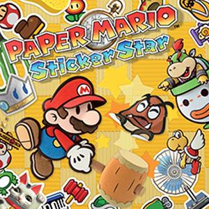 Acheter Paper Mario Sticker Star Nintendo 3DS Download Code Comparateur Prix