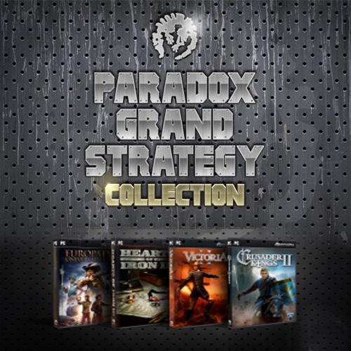 Acheter Paradox Grand Strategy Collection Clé Cd Comparateur Prix