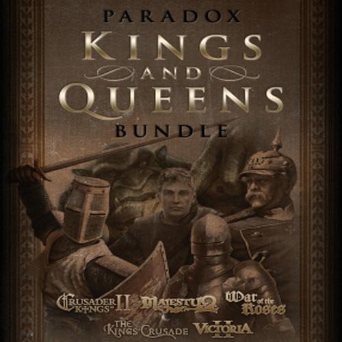 Acheter Paradox Kings and Queens Bundle Clé Cd Comparateur Prix