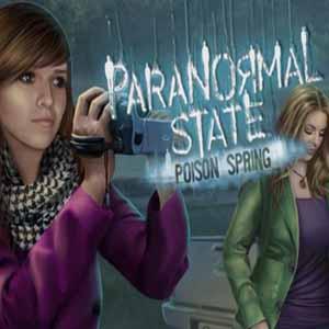 Acheter Paranormal State Poison Spring Clé Cd Comparateur Prix
