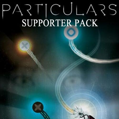 Acheter Particulars Supporter Pack Clé Cd Comparateur Prix