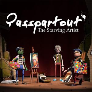 Acheter Passpartout The Starving Artist Nintendo Switch comparateur prix