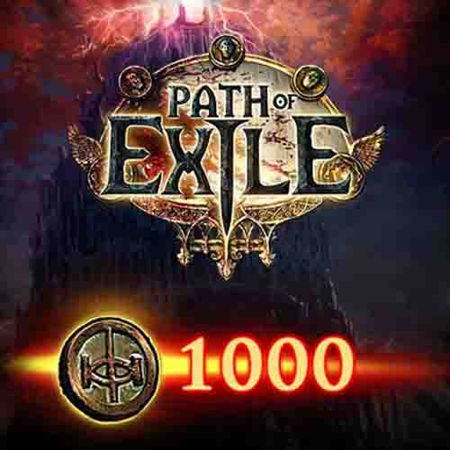 Path Of Exile 1000 Jours