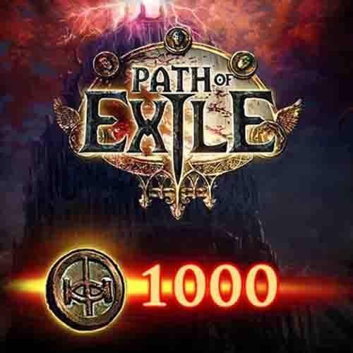 Acheter Path Of Exile 1000 Jours Gamecard Code Comparateur Prix