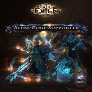Path of Exile Atlas Core Supporter Pack
