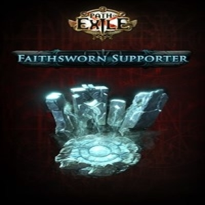 Path of Exile Faithsworn Supporter Pack