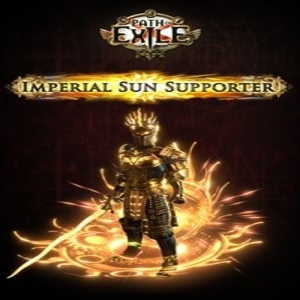 Path of Exile Imperial Sun Supporter Pack