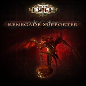 Path of Exile Renegade Supporter Pack