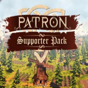 Acheter Patron Supporter Pack Clé CD Comparateur Prix