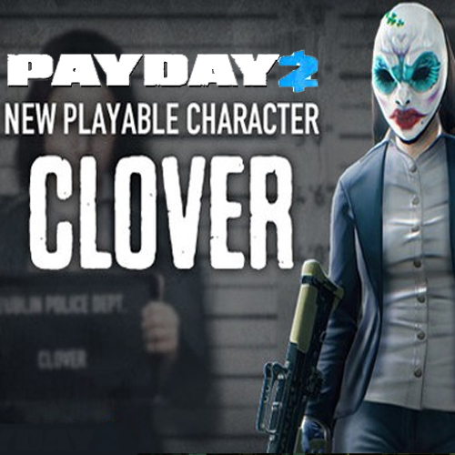 Acheter PAYDAY 2 Clover Character Pack Clé Cd Comparateur Prix