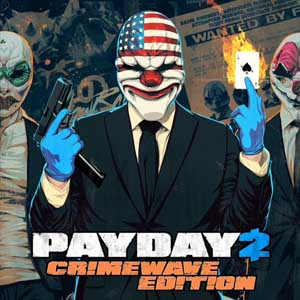 Acheter Payday 2 Crimewave Edition Xbox one Code Comparateur Prix