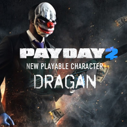 Acheter PAYDAY 2 Dragan Character Pack Clé Cd Comparateur Prix