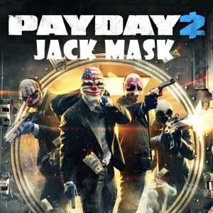 PAYDAY 2 E3 Jack Mask