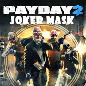 Acheter PAYDAY 2 E3 Joker Mask Clé Cd Comparateur Prix