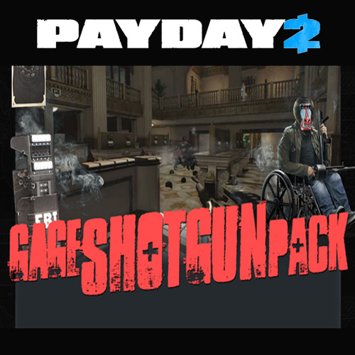 PAYDAY 2 Gage Shotgun Pack