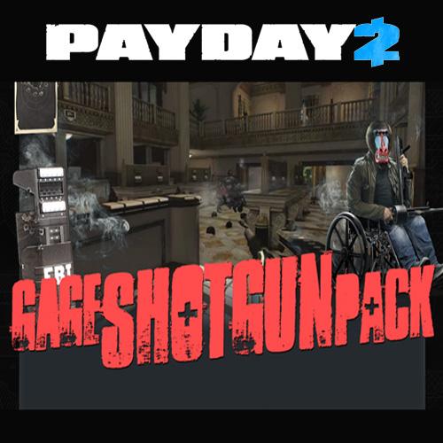 Acheter PAYDAY 2 Gage Shotgun Pack Clé Cd Comparateur Prix