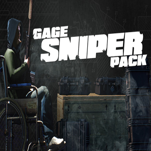 PAYDAY 2 Gage Sniper Pack