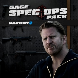 PAYDAY 2 Gage Spec Ops Pack