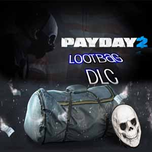 Telecharger PAYDAY 2 Hardtime Lootbag PS4 code Comparateur Prix