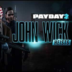 PAYDAY 2 John Wick Heists