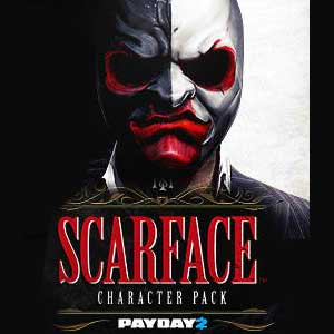 Acheter PAYDAY 2 Scarface Character Pack Clé Cd Comparateur Prix