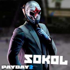 Acheter PAYDAY 2 Sokol Character Pack Clé Cd Comparateur Prix