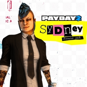 PAYDAY 2 Sydney Character Pack
