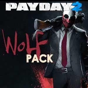Acheter PAYDAY 2 Wolf Pack Clé Cd Comparateur Prix