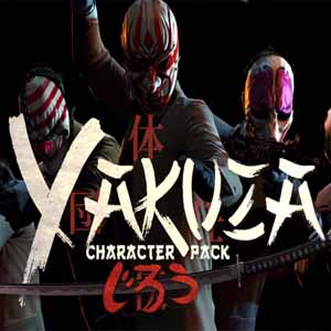 Acheter PAYDAY 2 Yakuza Character Pack Clé Cd Comparateur Prix