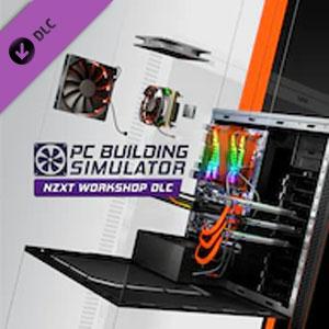 Acheter PC Building Simulator NZXT Workshop Nintendo Switch comparateur prix