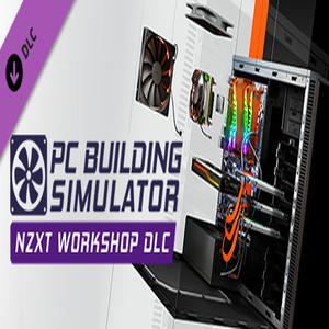Acheter PC Building Simulator NZXT Workshop Clé CD Comparateur Prix