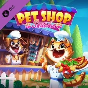 Pet Shop Snacks Expansion Pack 2