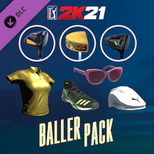 PGA TOUR 2K21 Baller Pack
