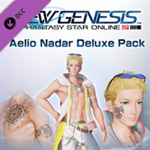 Acheter Phantasy Star Online 2 New Genesis Aelio Nadar Deluxe Pack Clé CD Comparateur Prix